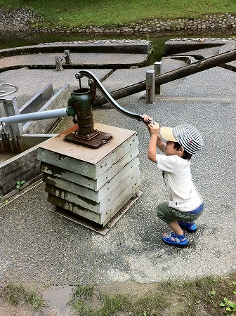 新発田市 真木山公園