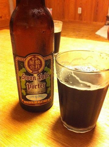 スワンレイク 地ビール
