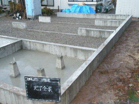 阿賀野市 基礎 構造計算