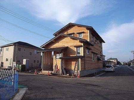 新潟 新発田 阿賀野 新築