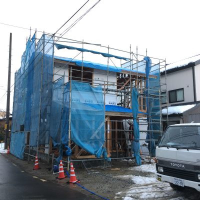 新潟 阿賀野市 新築 高断熱