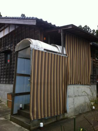 玄関 風除室 木製